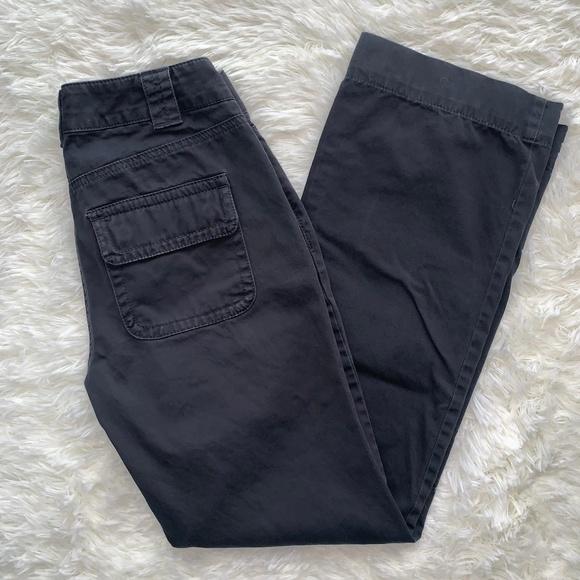J. Crew Pants - J. Crew Chino City Fit Navy Women's Petite 0